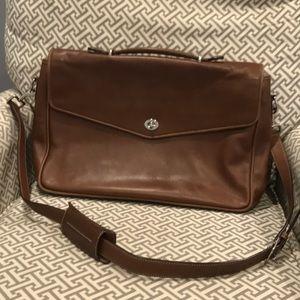Coach briefcase in excellent condition